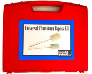 Thumbturn Bypass Kit