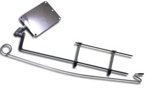 Locksmiths Stainless Steel Mirror